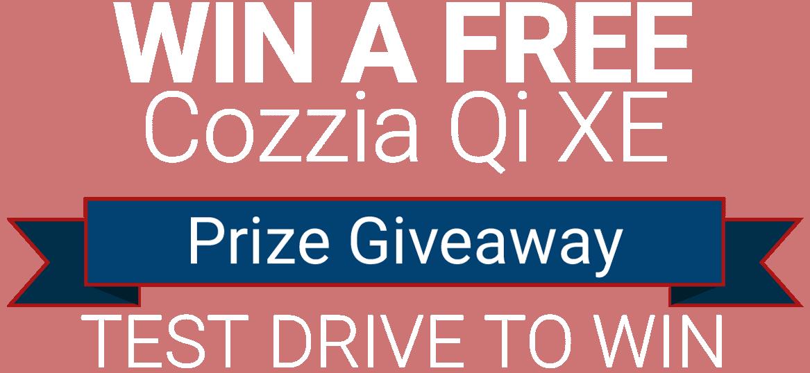 Win a FREE Massage Chair